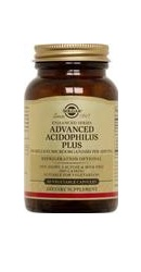 Advanced Acidophilus Plus - Solgar