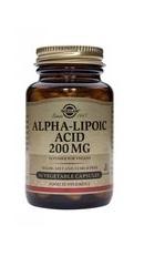 Alpha Lipoic Acid 200 mg - Solgar