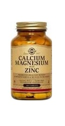 Calcium Magnesium plus Zinc - Solgar
