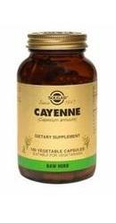 Cayenne 520 mg - Solgar
