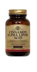Cinnamon Alpha Lipoic - Solgar