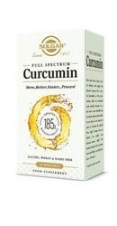 Curcumin Full Spectrum - Solgar