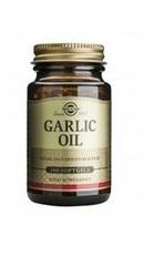 Garlic Oil - Solgar