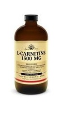L-Carnitine 1500 mg - Solgar