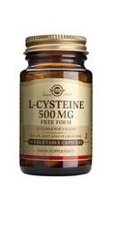 L-Cysteine 500 mg- Solgar