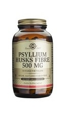 Psyllium Husks Fibre 500 mg - Solgar