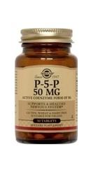 Pyridoxal 5 Phosphate  50 mg  - Solgar