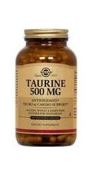 Taurine 500 mg - Solgar