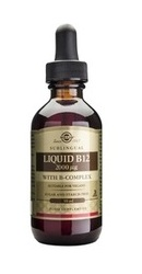 Vitamin B12 cu B Complex - Solgar