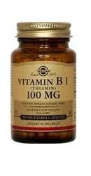 Vitamina B1 100 mg - Solgar