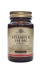Vitamina E 200 IU 134 mg - Solgar