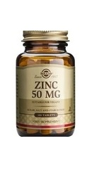 Zinc Gluconate 50 mg - Solgar