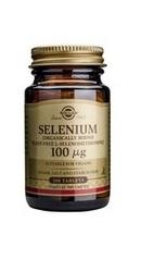 Selenium 100 micrograme - Solgar