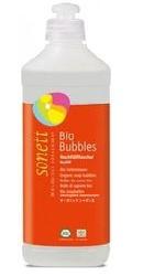 Baloane de sapun ecologice 500 ml  - Sonett