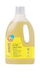 Detergent ecologic lichid pentru rufe colorate - Sonett