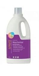 Detergent lichid ecologic pentru rufe color si albe cu lavanda 2 Litri - Sonett