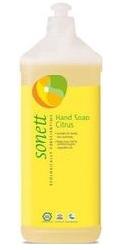 Sapun lichid ecologic Lemongrass 1 Litru - Sonett