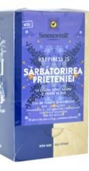 Ceai BIO Happiness is Sarbatoarea Prieteniei - Sonnentor