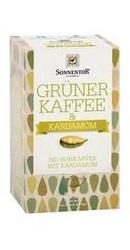 Cafea Verde cu Cardamom - Sonnentor