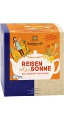 Ceai Premium Calatorie cu Soarele - Sonnentor