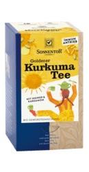 Ceai Turmeric Auriu - Sonnentor