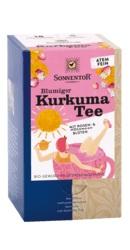 Ceai Turmeric Floral - Sonnentor