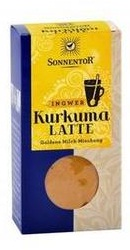 LATTE Turmeric cu Ghimbir - Sonnentor