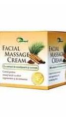Crema pentru masaj facial cu scortisoara - Star International