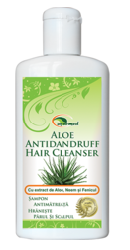 Aloe Antidandruff Hair Cleanser - Star International