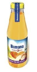 Suc de Fructe Trio cu Vitamina C - Humana