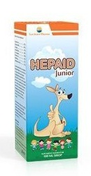 Hepaid Junior Sirop - Sun Wave Pharma