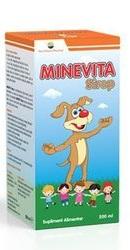 Minevita Sirop - Sun Wave Pharma