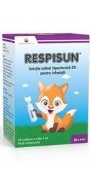 Respisun Solutie salina hipertonica - Sun Wave Pharma