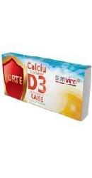 Calciu cu Vitamina D3 Forte – Sunviro