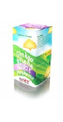 Ginkgo Biloba cu Magneziu Forte - Sunviro