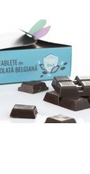 Minitablete de ciocolata cu probiotic - Sweeteria