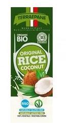 Lapte vegetal organic din cocos si orez - Terra E Pane