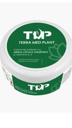 Crema Tip balsam cu marul lupului Galbenele si Vitamina A E - Terra Med Plant