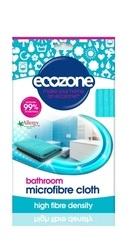 Laveta din microfibra naturala pentru suprafete baie - Ecozone
