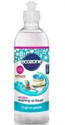 Solutie fara miros pentru spalat vase sau biberoane Sensitive - Ecozone