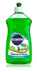 Solutie cu castravete si mar verde pentru spalat vase - Ecozone