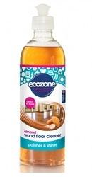 Solutie cu migdale pentru curatat podelele din lemn - Ecozone