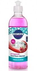 Solutie cu rodie pentru curatat podele dure - Ecozone