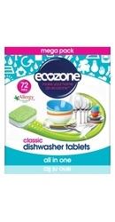 Tablete pentru masina de spalat vase Clasic - Ecozone