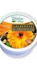 Crema cu galbenele si propolis - Tibuleac