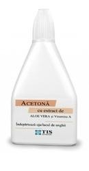 Acetona cu Aloe vera si Vitamina A - Tis Farmaceutic