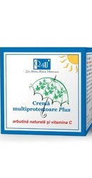 Q4U Crema Multiprotectoare Plus - Tis Farmaceutic