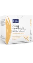 Q4U Crema cu Galbenele - Tis Farmaceutic