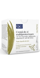 Q4U Crema Multiprotectoare - Tis Farmaceutic
