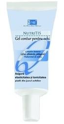 NutriTis Gel contur pentru ochi - Tis Farmaceutic